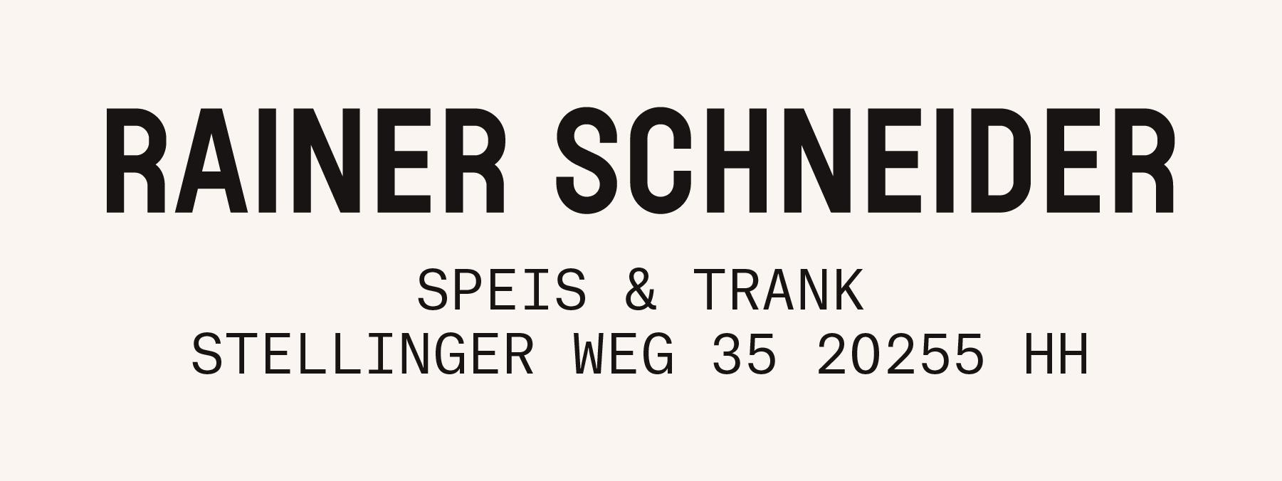 Rainer Schneider
