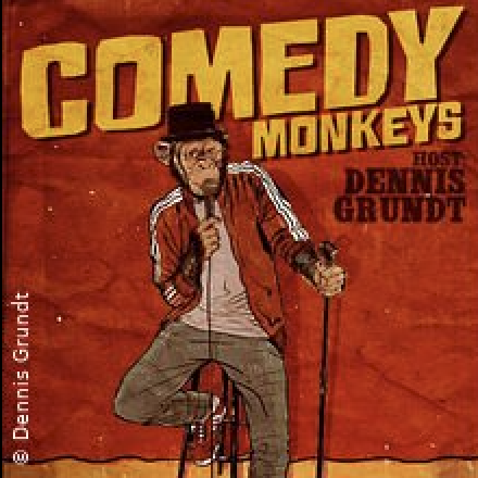 Comedy Monkeys mit Dennis Grundt